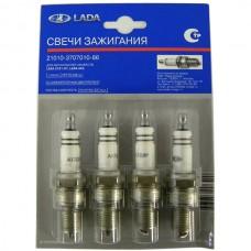 Свечи зажигания ВАЗ 2101-2107, Нива карбюратор (АвтоВАЗ) кат № 21010-3707010-86