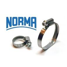 Хомуты червячные Norma (8-12.....140-160мм)
