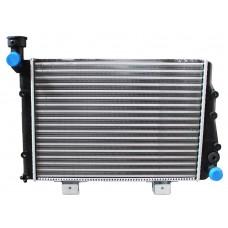 Радиатор охлаждения ВАЗ 2104, 2105, 2107 кат № 21070-1301012-00
